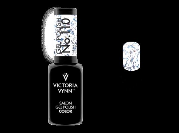 Victoria Vynn Gel Polish Color - Silver Foil No.110 8 ml