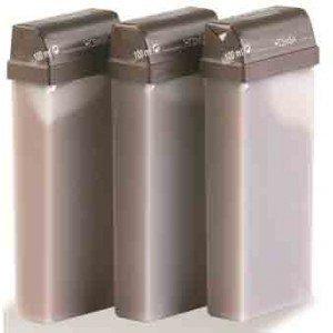 Wosk naturalny czekoladowy - aplikator - 100 ml