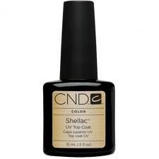 CND Shellac UV Top Coat - 7,3 ml
