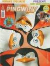 Pingwiny z Madagaskaru Wydanie specjalne 1/2016 + karty kolekcjonerskie (5 saszetek)