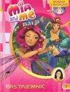 Mia i ja Zestaw Książka z płytą DVD cz.3 LAS TAJEMNIC + 2 Magiczne księgi + naszyjnik Yuko