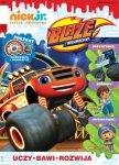 Nick Jr. edycja limitowana 1/2016 + kierownica Blaze i megamaszyny