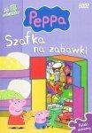 Świnka Peppa Wydanie specjalne z DVD Szafka na zabawki (4/2014)
