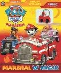 Psi Patrol Pojazdy specjalne 5 Marshal w akcji! + wóz strażacki
