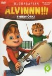 Alvin i wiewiórki Kolekcja filmowa 6 (DVD)