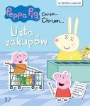 Świnka Peppa Chrum… Chrum… 37 Lista zakupów