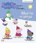Świnka Peppa Chrum… Chrum…48 Wyścigi na sniegu