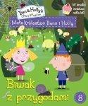 Małe królestwo Bena i Holly 8 Biwak z przygodami (z naklejkami)