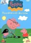 Świnka Peppa Wydanie specjalne z DVD Poszukiwacze skarbów (2/2013)