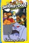 Scooby-Doo! Pogromcy komiksów 1 Śnieżny stwór