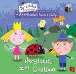 Małe królestwo Bena i Holly Opowieści 1 Przytulny dom Gastona