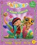 Wissper W świecie zwierząt 3 Naklejaj! Koloruj! Baw się!