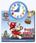 Psi Patrol Jak w zegarku Dzień dobry, pieski!
