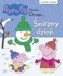 Świnka Peppa Chrum… Chrum… 35 Śnieżny dzień