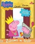 Świnka Peppa Chrum… Chrum… 25 Zabawa w teatr