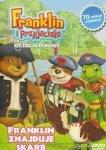 Franklin i przyjaciele kolekcja filmowa 4 Franklin znajduje skarb (DVD)