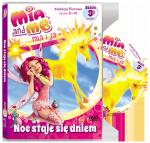 Mia i ja Kolekcja filmowa sezon 3 cz.3 Noc staje się dniem (DVD)
