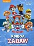 Psi Patrol Księga zabaw (w tym 2 opowiadania)