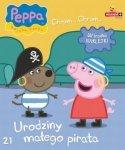 Świnka Peppa Chrum… Chrum… 21 Urodziny małego pirata