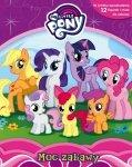 Mój kucyk Pony Moc zabawy + mata i 12 figurek