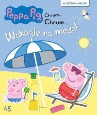 Świnka Peppa Chrum… Chrum… 45 Wakacje na medal