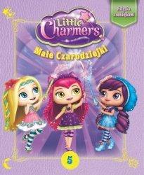 Małe Czarodziejki 5 Książka z naklejkami