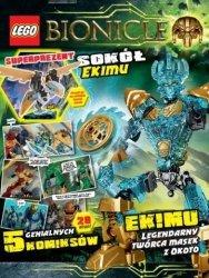 LEGO Bionicle magazyn 2/2016 + SOKÓŁ Ekimu