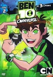 Ben 10 Omniverse 2 Mrowisko Kolekcja filmowa (DVD)