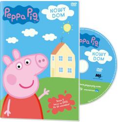 Świnka Peppa DVD Nowy dom (5 seria, 26 odcinków)