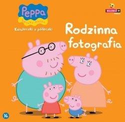 Świnka Peppa Książeczki z półeczki 14 Rodzinna fotografia