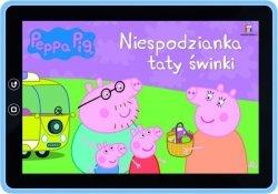 Świnka Peppa Książeczki Bajeczki 3 Niespodzianka taty świnki