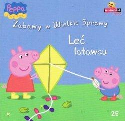 Świnka Peppa Zabawy w Wielkie Sprawy 25 Leć latawcu