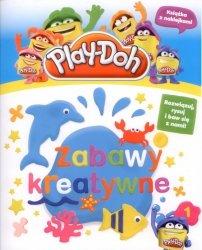 Play-Doh Zabawy kreatywne 1