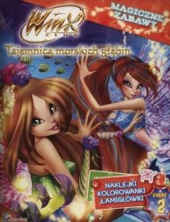 Winx Club Tajemnica morskich głębin Magiczne zabawy 2