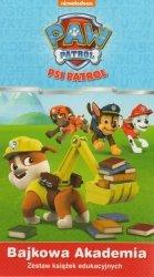 Psi Patrol Bajkowa Akademia Zestaw książek edukacyjnych