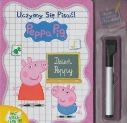Świnka Peppa Uczymy się pisać! Dzień Peppy