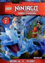 Cartoon Network Przedstawia 2/2017 + DVD LEGO Ninjago Turniej Żywiołów 2