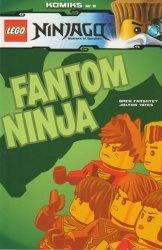LEGO Ninjago Komiks 8 Fantom Ninja