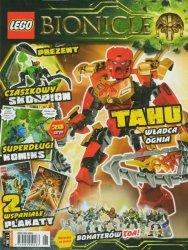 LEGO Bionicle magazyn 1/2016 + czaszkowy SKORPION