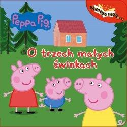 Świnka Peppa Pewnego razu 4 O trzech małych świnkach