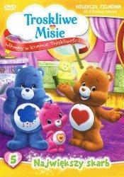 Troskliwe Misie Kolekcja filmowa 5 Największy skarb (DVD)
