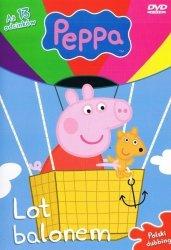 Świnka Peppa Wydanie specjalne z DVD Lot balonem (2/2014)