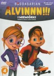 Alvin i wiewiórki Kolekcja filmowa 4 (DVD)