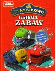 Stacyjkowo Księga zabaw (w twardej oprawie)