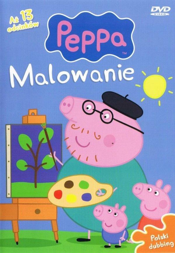 Świnka Peppa Wydanie specjalne z DVD Malowanie (3/2014)