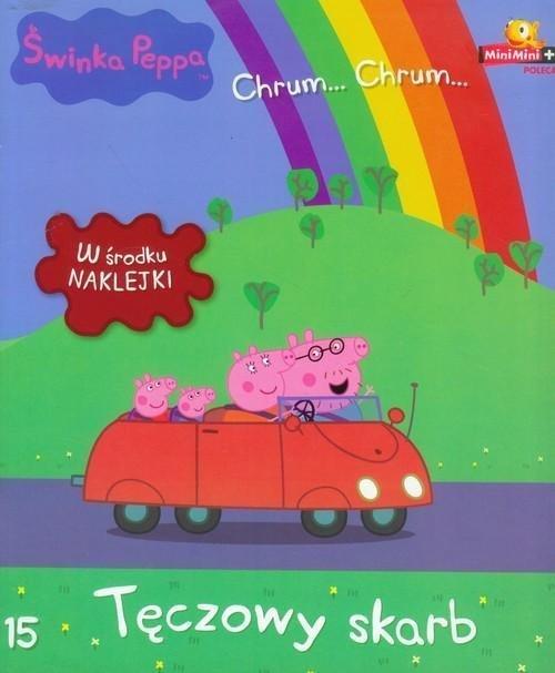 Świnka Peppa Chrum… Chrum… 15 Tęczowy skarb