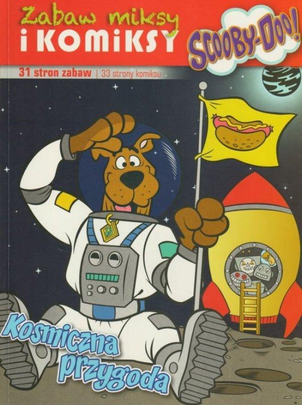 Scooby-Doo! Zabaw miksy i komiksy 3 Kosmiczna przygoda