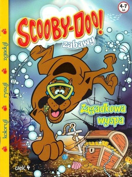 Scooby-Doo! Zabawy 4 Zagadkowa wyspa