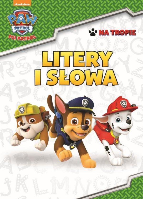 Psi Patrol Na tropie 3 Litery i słowa