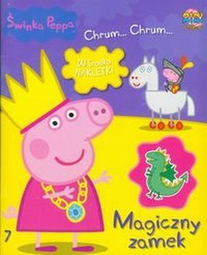 Świnka Peppa Chrum… Chrum… 7 Magiczny zamek